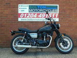 KAWASAKI W800 EJ80 STREET MOTORCYCLE | IN BOLTON, MANCHESTER | GUMTREE