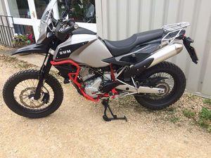 SWM MOTORCYCLES SUPERDUAL 600 GT PACK 600CC