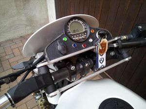 VENDO BMW R 80 D;EPOCA A CAMERI (CODICE 7849078)