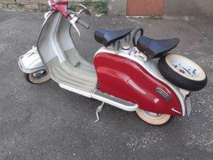 LAMBRETTA ALTRO MODELLO - 1957