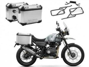 ROYAL ENFIELD HIMALAYAN ADVENTURE X1 MOTORCYCLE MOTORBIKE FOE SALE | IN WIGAN, MANCHESTER