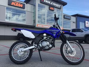 YAMAHA TT-R125 2021 NEW MOTORCYCLE FOR SALE IN LANGLEY