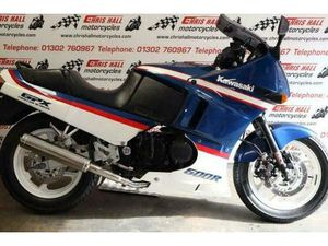 1989 KAWASAKI GPX600, A NICE EXAMPLE | IN DONCASTER, SOUTH YORKSHIRE | GUMTREE