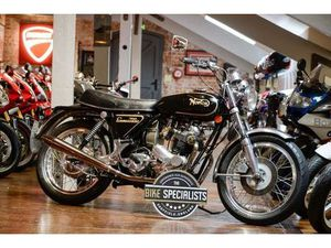 NORTON COMMANDO 750 BEAUTIFULLY RESTORED EXAMPLE USED 750CC