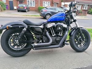 HARLEY DAVIDSON 48 1200 SPORTSTER | IN WOLVERHAMPTON, WEST MIDLANDS | GUMTREE