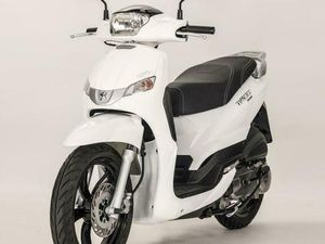 PEUGEOT TWEET 125CC SCOOTER - WHITE - BRAND NEW UNREGISTERED - ZERO MILES | IN MANSFIELD W