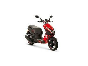 PEUGEOT STREETZONE 50CC | STREET ZONE 50CC TWO STROKE | FLAT 6 RED