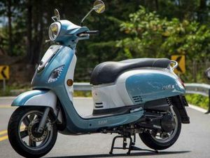 SYM FIDDLE 50CC MODERN RETRO CLASSIC SCOOTER MOPED LEARNER LEGAL FOR SALE | IN ROCHDALE, M