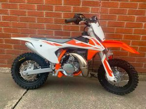 NEW KTM 50 SX MINI AUTOMATIC KIDS MOTOCROSS BIKE | IN PERTH, PERTH AND KINROSS | GUMTREE