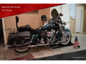 2000 HARLEY-DAVIDSON ROAD KING CLASSIC CHROME