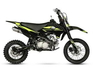 STOMP SUPERSTOMP 120R PIT BIKE, MANUAL, 120CC, (ATMOTOCROSS)   IN WESTON-SUPER-MARE, SOMER