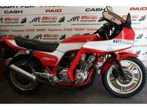 1982 HONDA CB900 F2C | IN DONCASTER, SOUTH YORKSHIRE | GUMTREE