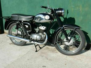 BSA BANTAM D14B 1968 175CC MATCHING FRAME & ENGINE NUMBERS FABULOUS | IN NORTHWICH, CHESHI