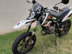 GILERA SMT 50CC LIMITED EDITION