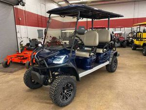 2021 STAR 6 SEATER LIFTED GOLF CART