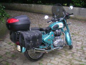 MOTO ROYALE ENFIELD 500 BULLET