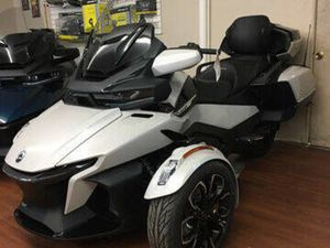 2021 CAN-AM SPYDER ROADSTER RT LIMITED SE6