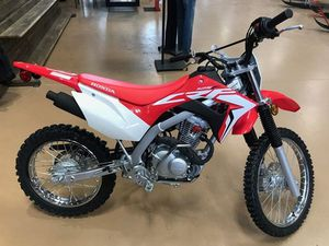 HONDA CRF125FB 2021 NEW MOTORCYCLE FOR SALE IN SAINT JOHN