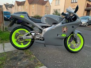 APRILIA RS 125 RS125, FULL POWER, 2 STROKE, A REAL HEAD TURNER | IN MOTHERWELL, NORTH LANA
