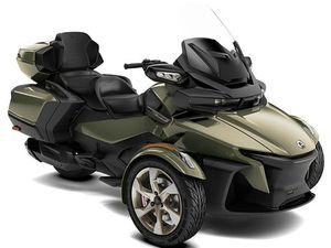 CAN-AM SPYDER RT LIMITED CHROME 2021 NEW MOTORCYCLE FOR SALE IN OAKVILLE