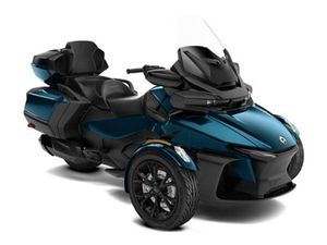 CAN-AM SPYDER RT LIMITED DARK 2021 NEW MOTORCYCLE FOR SALE IN OAKVILLE