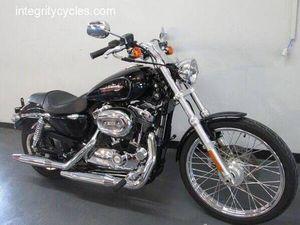 2009 HARLEY-DAVIDSON XL 1200C