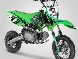DIRT BIKE APOLLO 125 SEMI AUTO NEUVE EN MAGASIN
