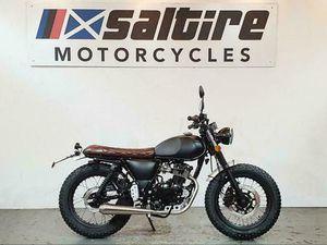 2020 MUTT MOTORCYCLES LTD MUTT 125 MASTIFF | IN STENHOUSE, EDINBURGH | GUMTREE