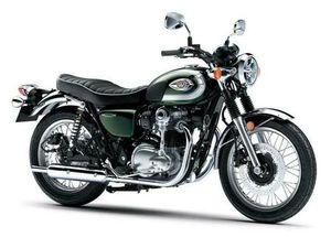 NEW 2020 KAWASAKI W800 ABS CLASSIC. GREEN, IN STOCK | IN PONTYCLUN, RHONDDA CYNON TAF | GU