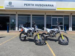 2020 HUSQVARNA TC85 SMALL WHEEL