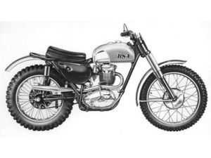 WANTED: WANTED: BSA 441 VICTOR GP