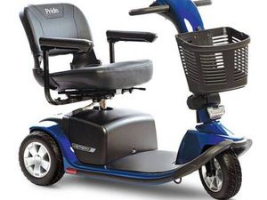 2020 PRIDE MOBILITY VICTORY 10 3 WHEEL