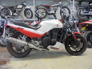 GPX 750 KAWASAKI BLANC