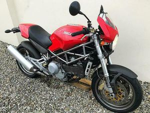 DUCATI MONSTER S4 - 916 - SUPERB FACTORY STANDARD EXAMPLE + CARBON EXTRAS - PX | IN LIMAVA