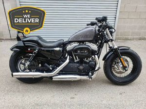 2015 HARLEY-DAVIDSON SPORTSTER FORTY-EIGHT XL1200X