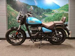 ROYAL ENFIELD METEOR 350 SUPERNOVA 2021 | IN ASHTON-ON-RIBBLE, LANCASHIRE | GUMTREE