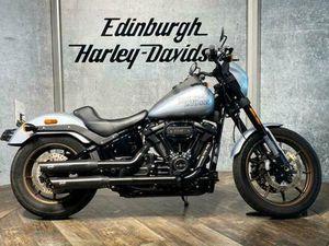HARLEY-DAVIDSON SOFTAIL FXLRS LOW RIDER S | IN EDINBURGH | GUMTREE