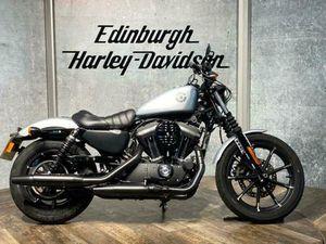 HARLEY-DAVIDSON SPORTSTER XL883N IRON | IN EDINBURGH | GUMTREE