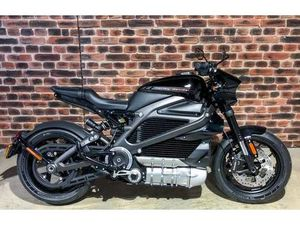 USED HARLEY-DAVIDSON LIVEWIRE FOR SALE IN NOTTINGHAM