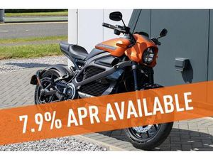 USED HARLEY-DAVIDSON LIVEWIRE FOR SALE IN GLASGOW