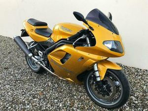 TRIUMPH DAYTONA 955I - LAST YEAR OF THIS SUPERB SPORTS BIKE - MUST BE SEEN - PX | IN LIMAV