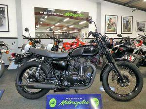 KAWASAKI W800 (EJ 800 AFFA BLACK EDITION) AT PENRITH MOTORCYCLES | IN PENRITH, CUMBRIA | G