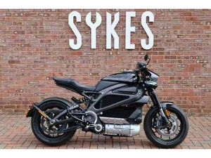 2020 HARLEY-DAVIDSON LIVEWIRE ELECTRIC IN BLACK | IN LEWES, EAST SUSSEX | GUMTREE