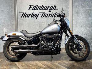 USED HARLEY-DAVIDSON SOFTAIL FXLRS LOW RIDER S FOR SALE IN EDINBURGH
