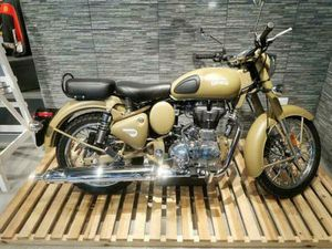 ROYAL ENFIELD CLASSIC MILITARY MODERN RETRO CLASSIC MOTORCYCLE | IN ST HELENS, MERSEYSIDE
