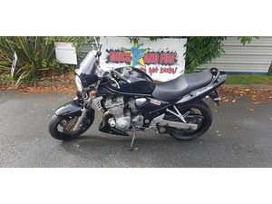 MINT SUZUKI BANDIT 600 (DELIVERY/PART X/MUCK+FUN)