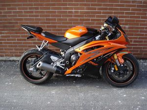 YAMAHA YZF R6 2009 USED MOTORCYCLE FOR SALE IN TORONTO