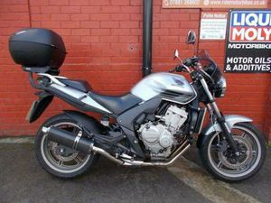 2008 58 HONDA CBF 600N -8 * NICE BIKE, VGSH, 3MTH WARRANTY, LONG MOT, LOW MILES* | IN STEE