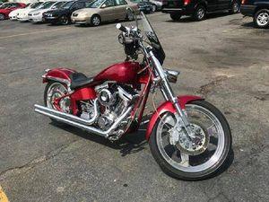 2000 AMERICAN EAGLE CUSTOM MOTORCYC