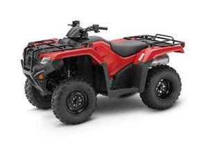 NEW 2021 HONDA TRX420 FA2 POWER STEERING ATV QUAD 4X4 FOUR WHEELER FOURTRAX